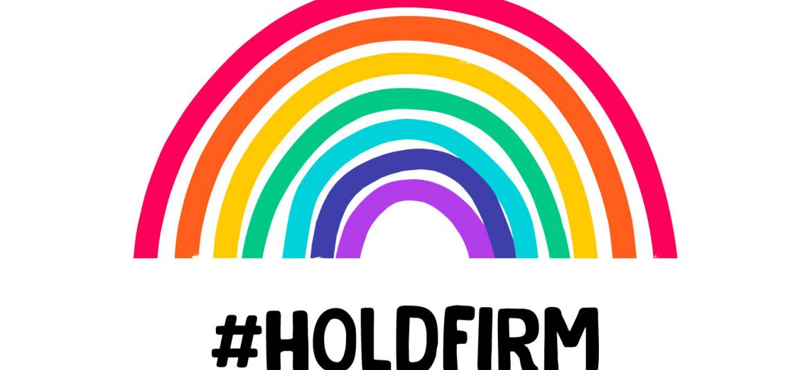 #Holdfirm